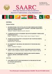SAARC Journal of Tuberculosis, Lung Diseases and HIV/AIDS. Vol. xvii No. 1 2019